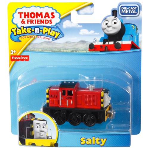 Thomas & Friends Take n Play Salty Engine